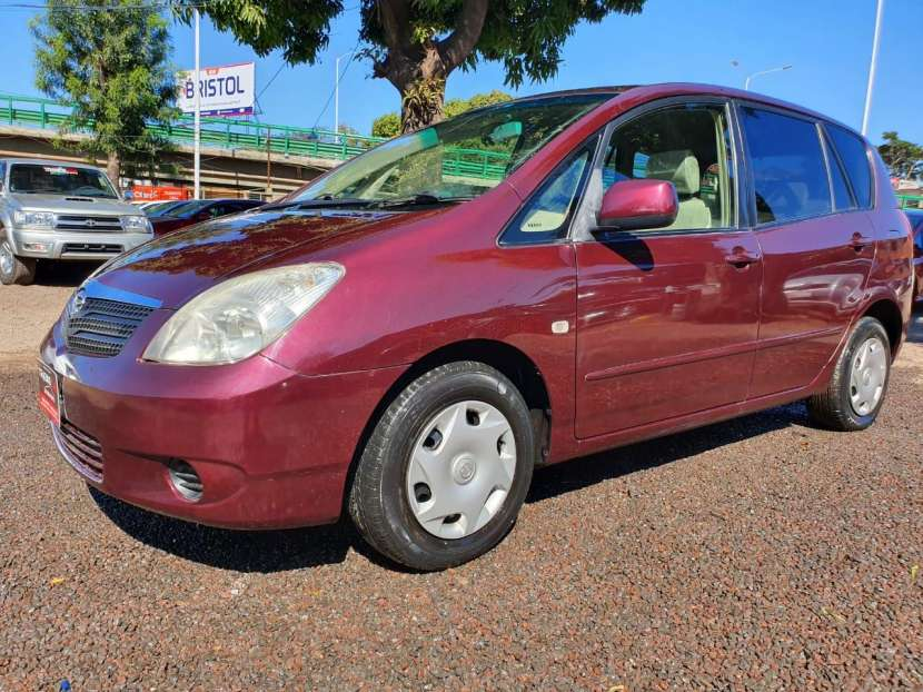 Toyota New Spacio 2002 - 4