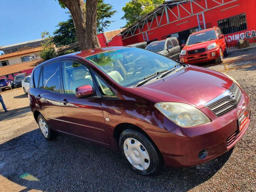 Toyota New Spacio 2002 - 5