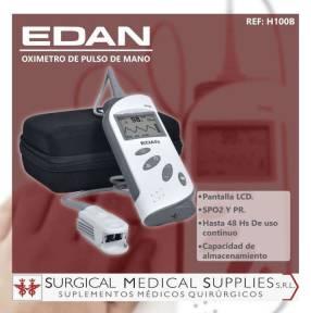 Oxímetro de pulso EDAN H100B