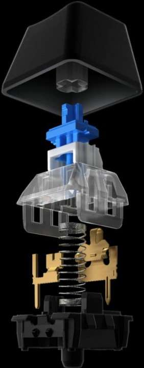 Teclado Mecánico Logitech G513 Rgb 920-008860 - 4