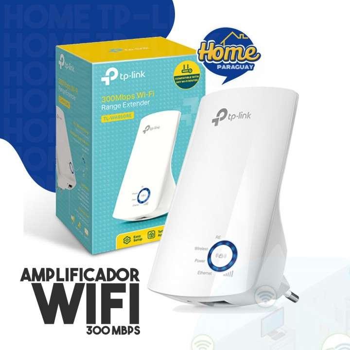 Repetidor Extensor de Red WiFi TP-LINK - 2