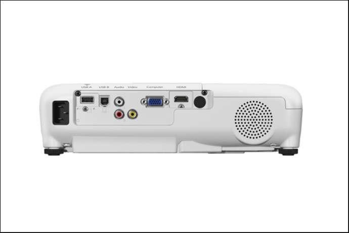Proyector Epson X41+ 3600 Lúmenes XGA - 5