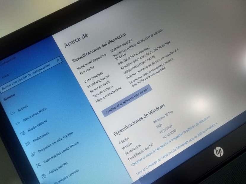 Notebook HP EliteBook Ultrabook i5 240 GB SSD 8 GB RAM - 6