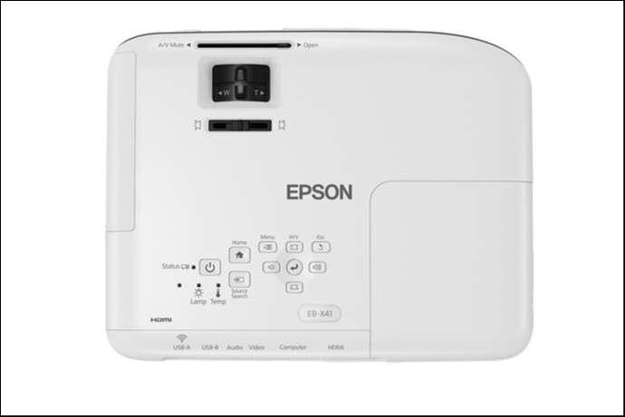 Proyector Epson X41+ 3600 Lúmenes XGA - 4