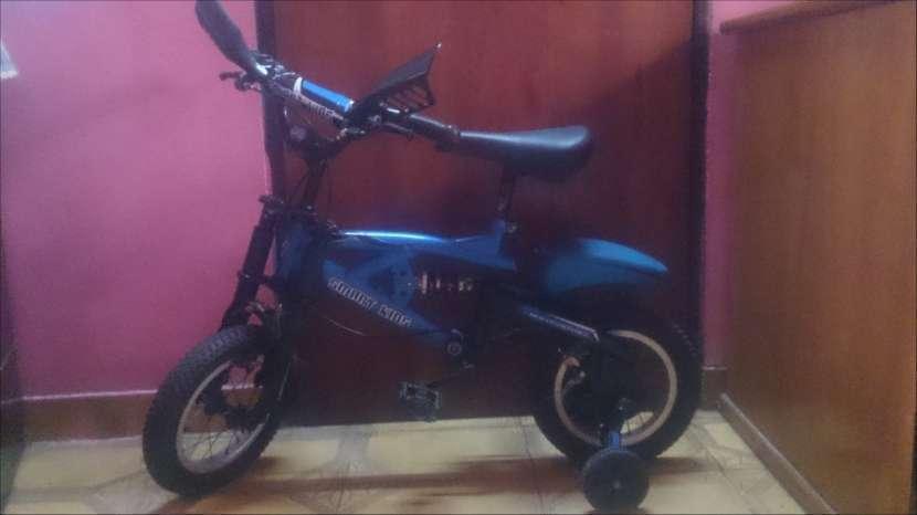 Bicicleta para Criatura con amortiguador - 3