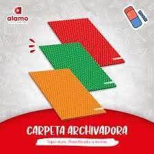 Carpeta archivadoras - 0