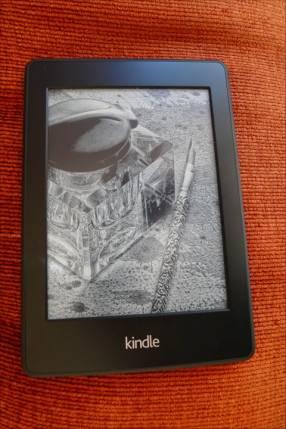 Amazon Kindle Paperwhite 6ta generación táctil luz incorporada