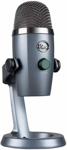 Micrófono profesional Logitech Blue Yeti Nano Premium