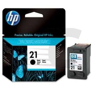 Tinta HP 21 Negro - 0