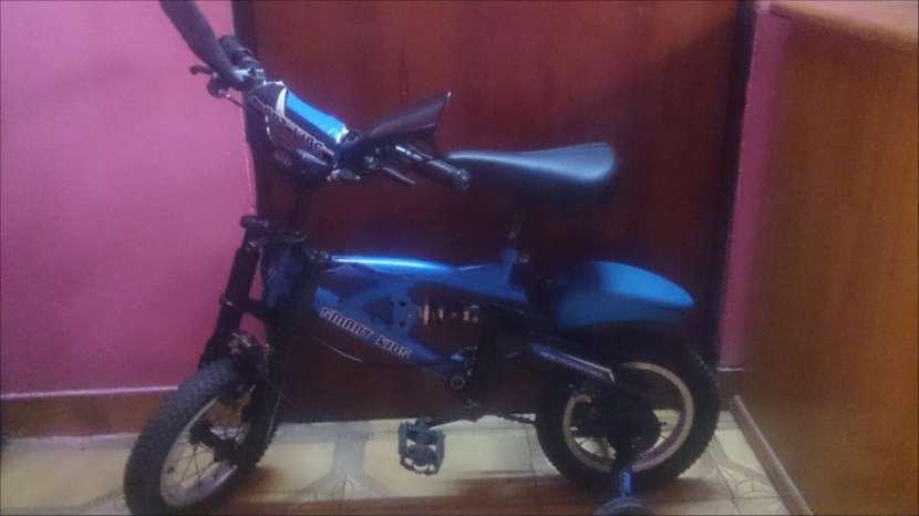 Bicicleta para Criatura con amortiguador - 2