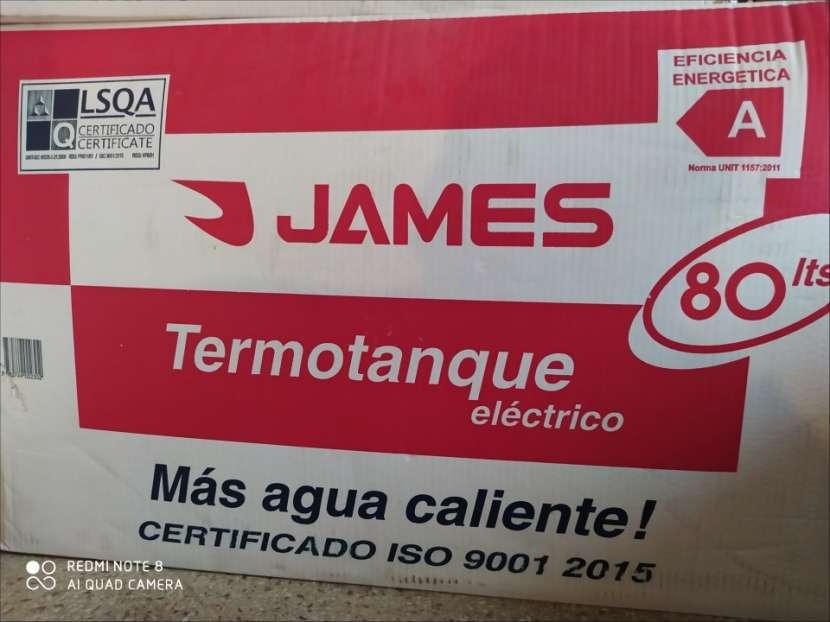 Termocalefón James de 80 lts - 0