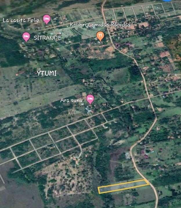 Terreno en Cordillera Ytú - 6