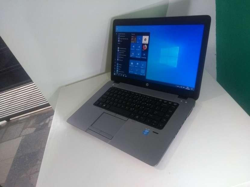 Notebook HP EliteBook Ultrabook i5 240 GB SSD 8 GB RAM - 7
