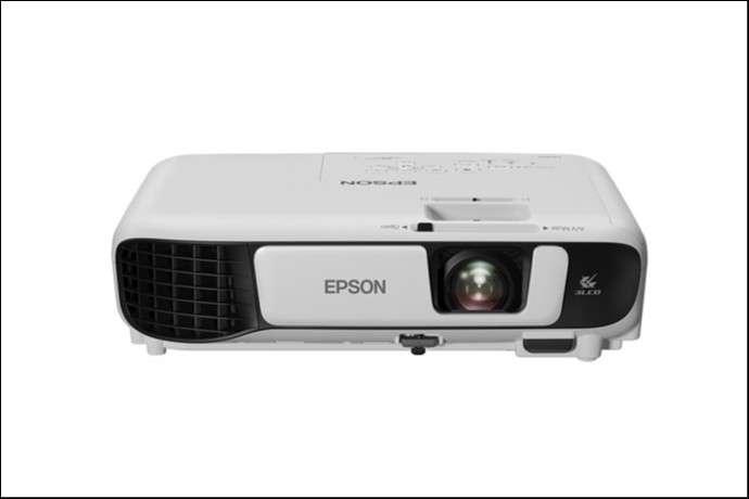 Proyector Epson X41+ 3600 Lúmenes XGA - 2