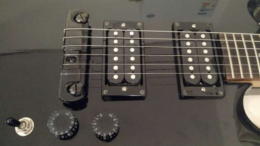 Guitarra Eléctrica BC Rich Mockingbird Bronze Series - 6