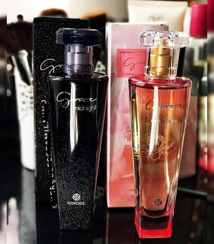 Perfume femenino Grace Midnight - 0