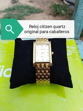 Reloj Citizen Quartz Original