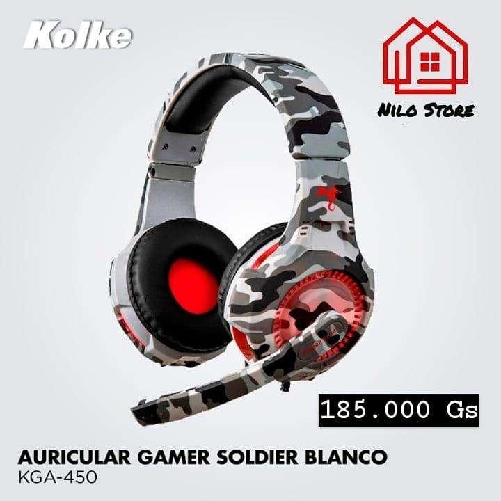 Auricular Gamer Kolke 450 - 0