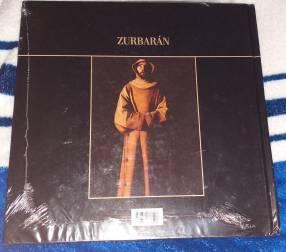 Colección de arte + biografía de Zurbarán pintor español destacado