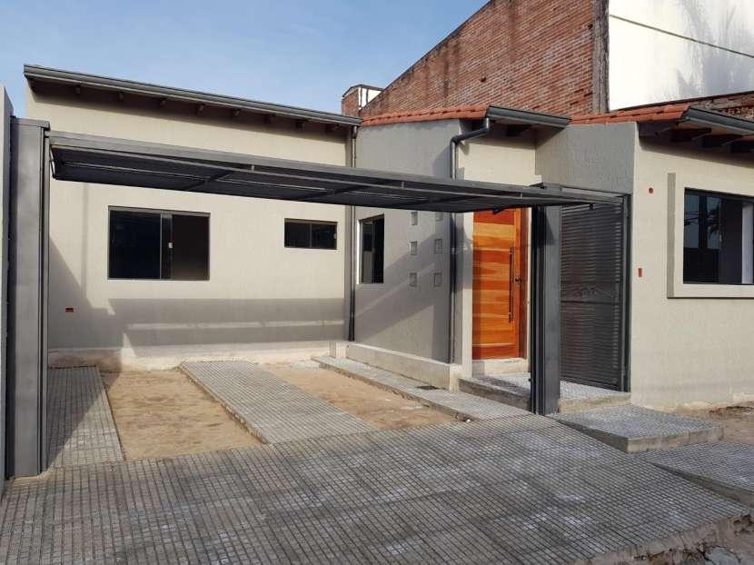 Duplex estilo minimalista a estrenar en Mariano Roque Alonso - 0