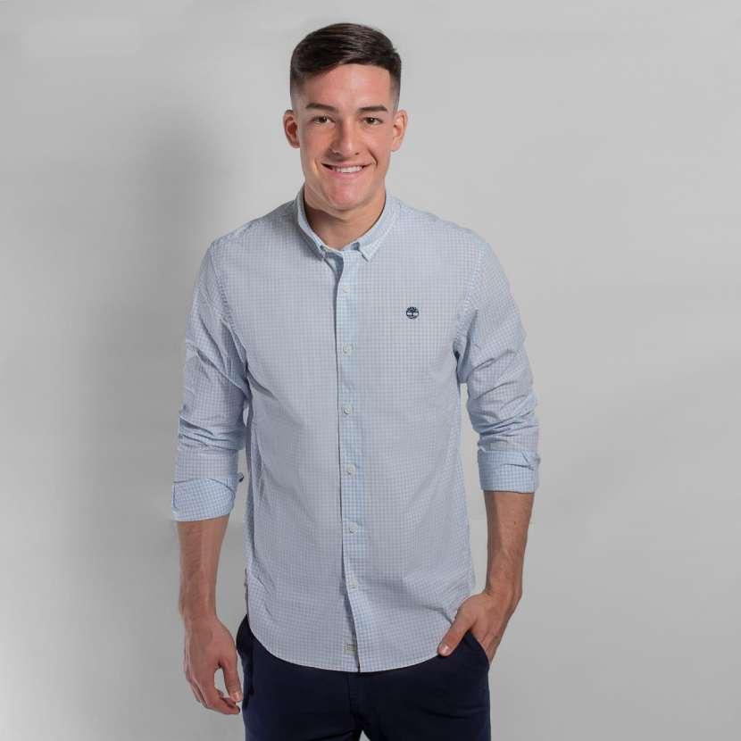 Camisas Timberland mangas largas - 0
