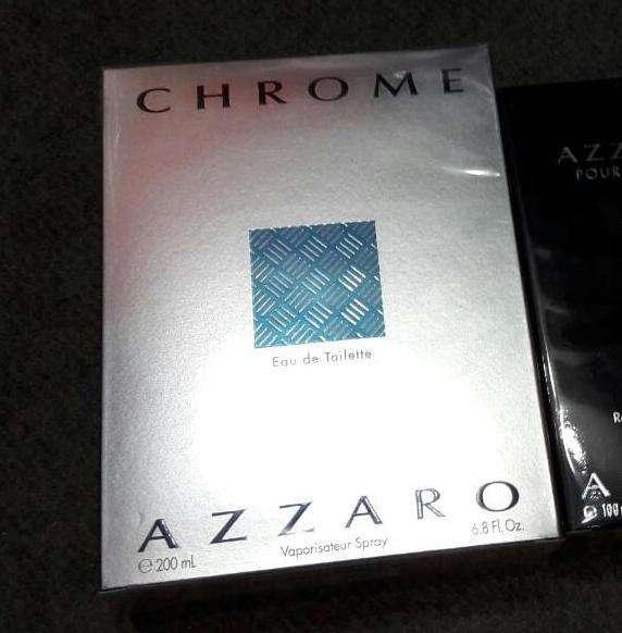 Perfume Azzaro Chrome - 0