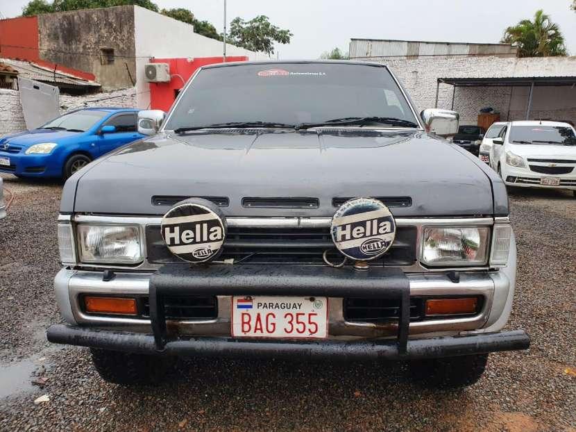 Nissan terrano lby 1996 - 0