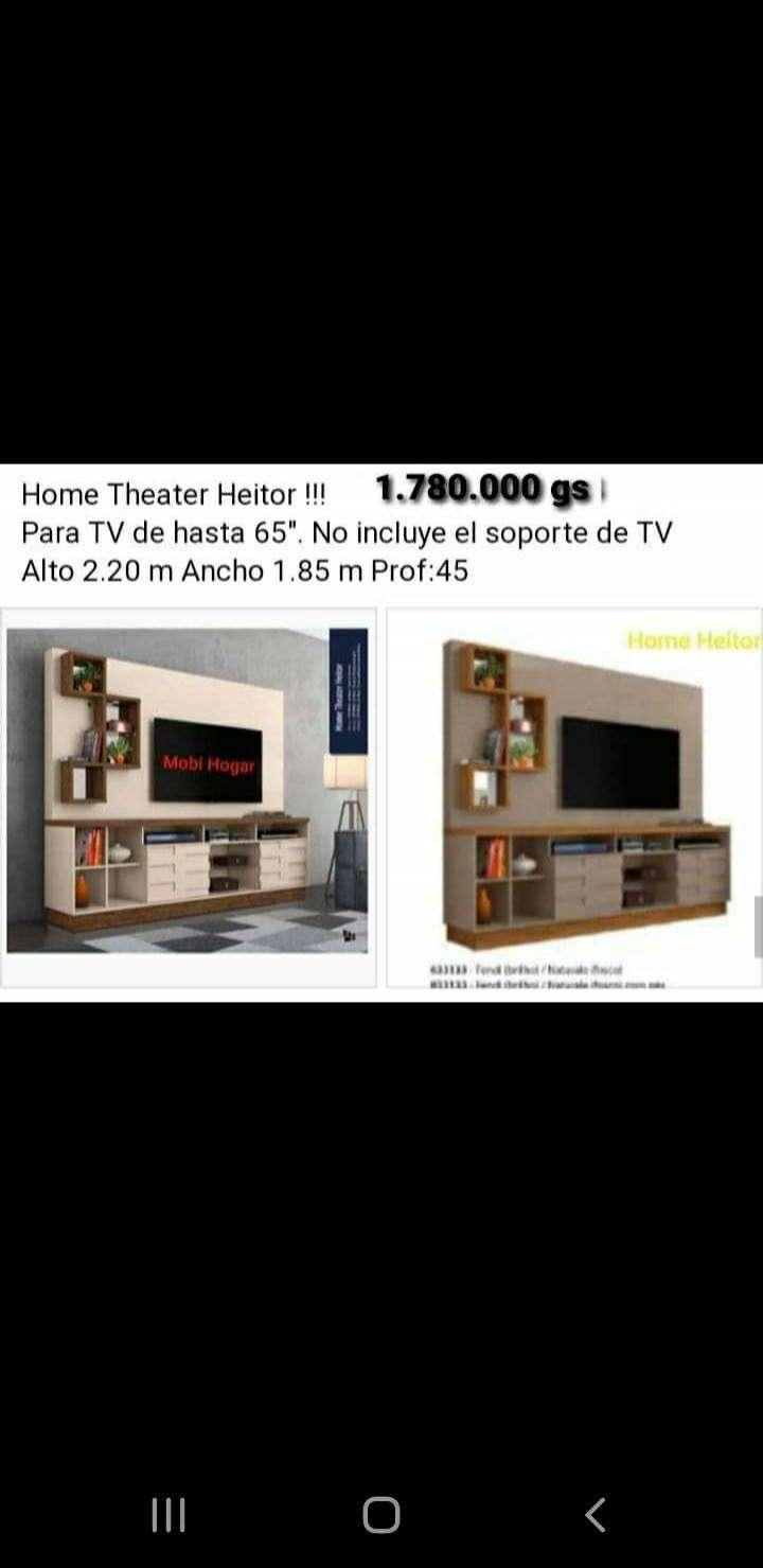Rack para TV Heitor - 0