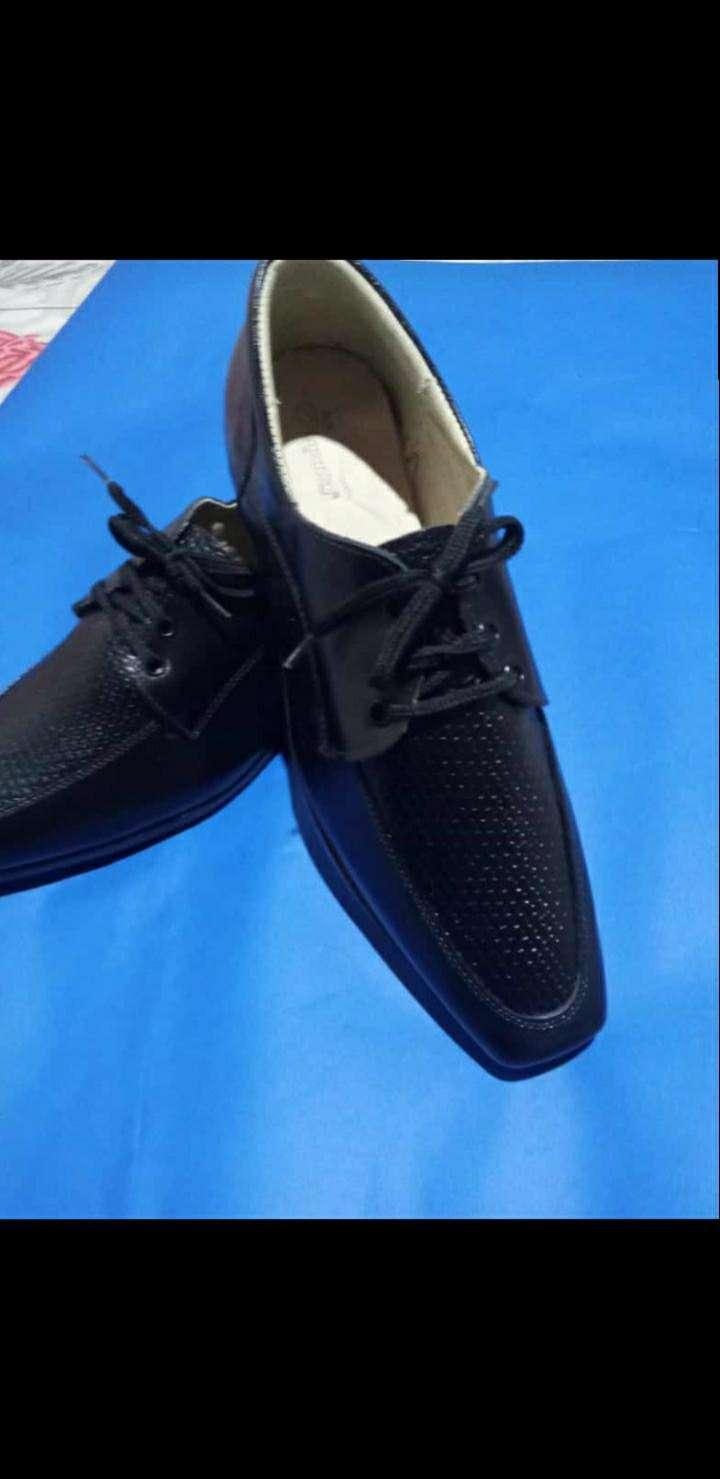 Zapato de cuero - 1