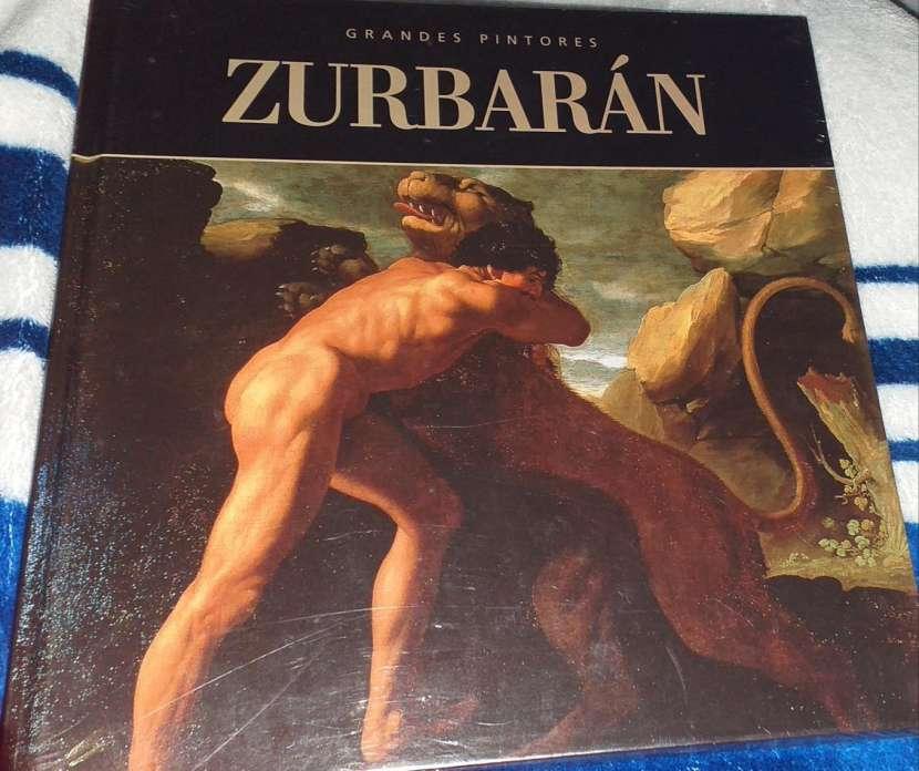 Colección de arte + biografía de Zurbarán pintor español destacado - 1