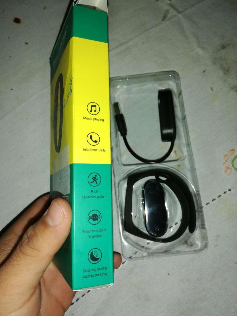 Smart Bracelet M5. Reproductor de música. - 1