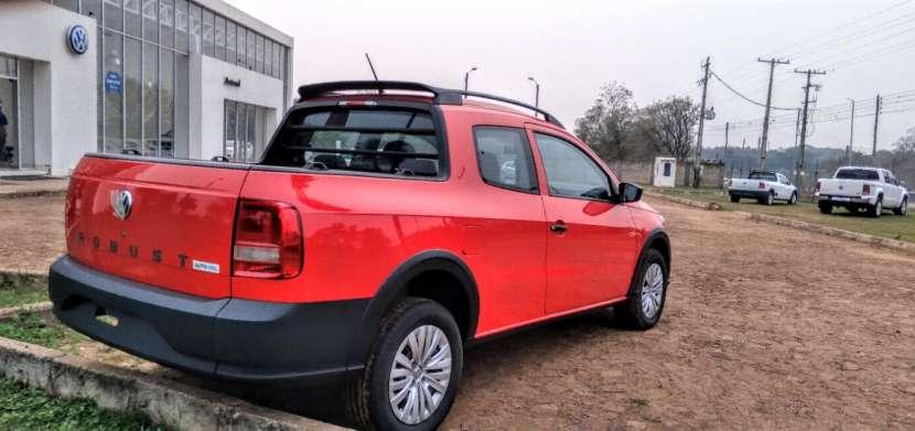 VW saveiro robust cero km doble cabina - 1