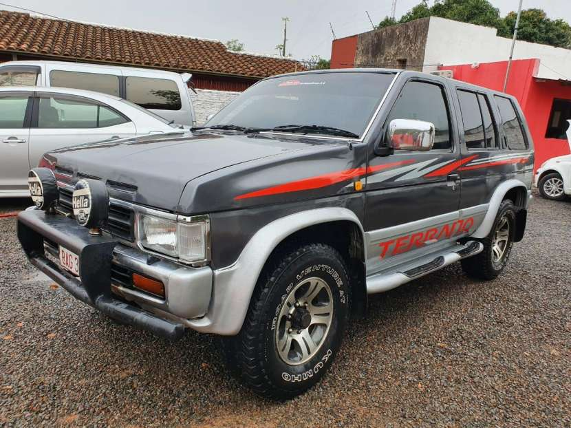 Nissan terrano lby 1996 - 1