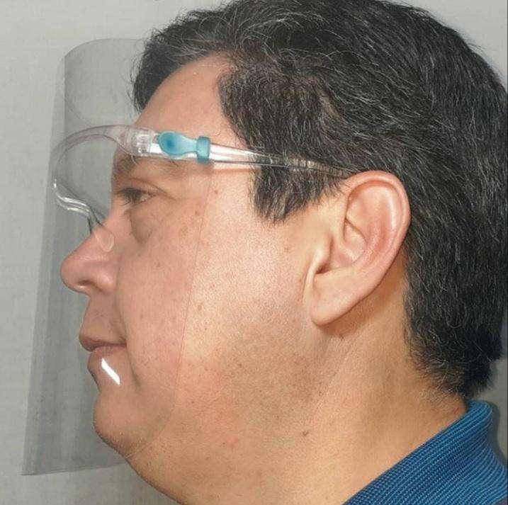 Protector Facial - 1