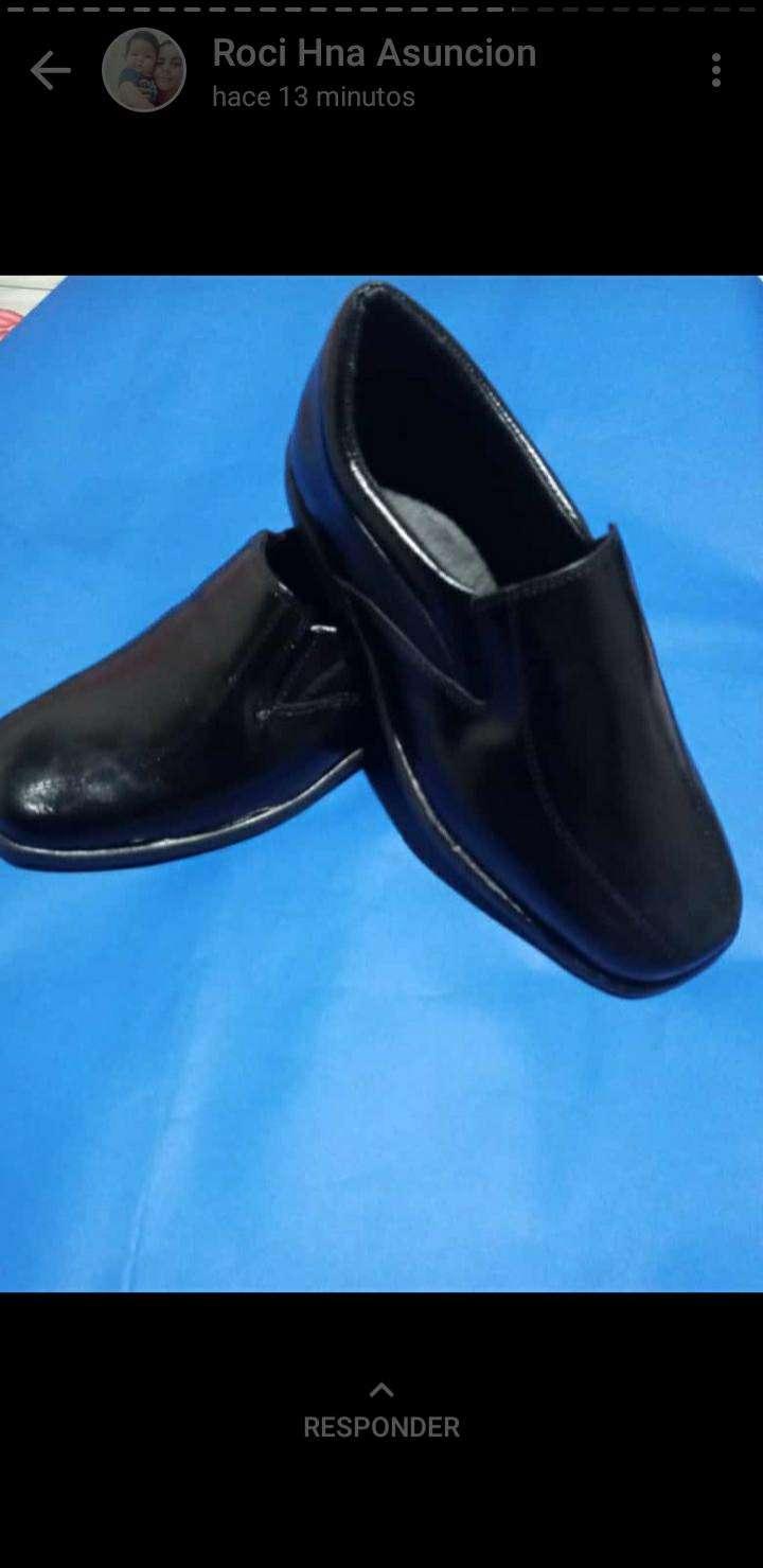 Zapato de cuero - 2