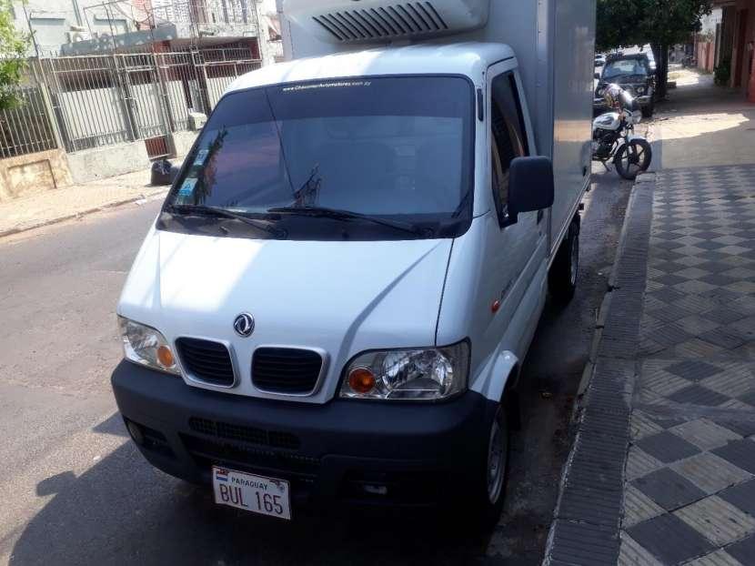 Camión Refrigerado DFSK 2015 - 2