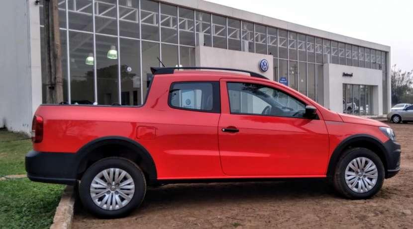 VW saveiro robust cero km doble cabina - 2