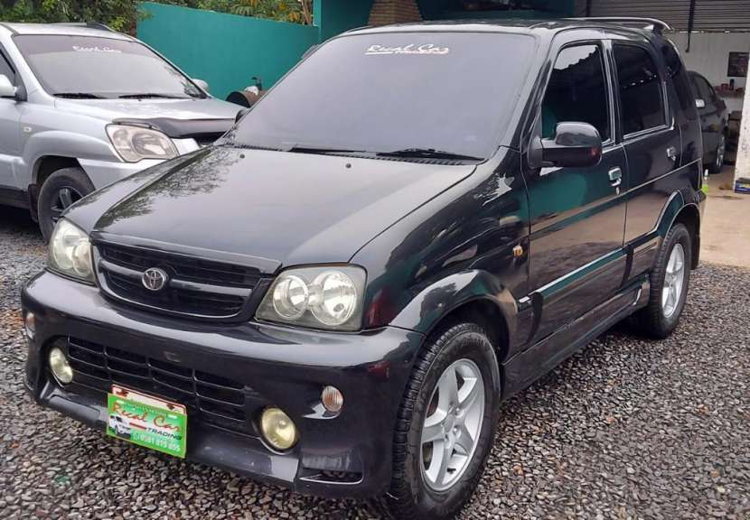 Toyota cami 2002 - 2