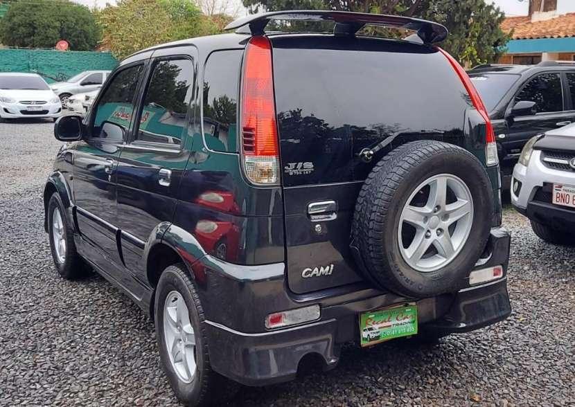 Toyota cami 2002 - 3