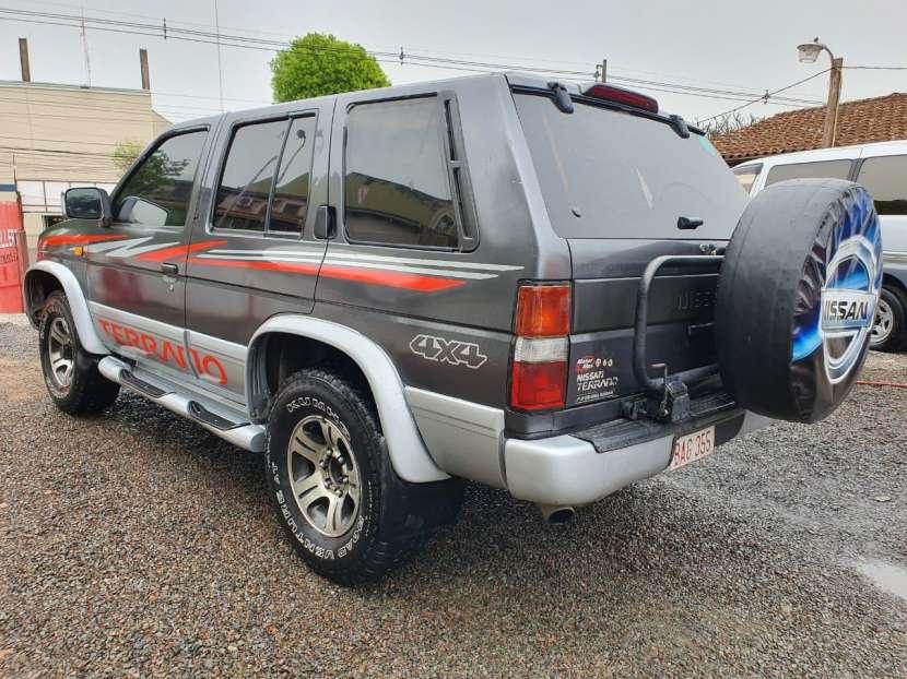 Nissan terrano lby 1996 - 6