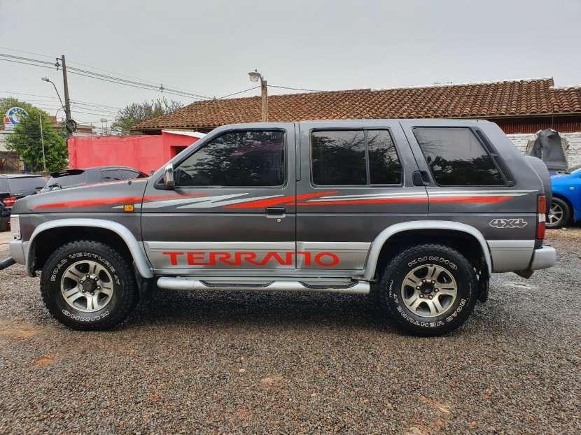 Nissan terrano lby 1996 - 8