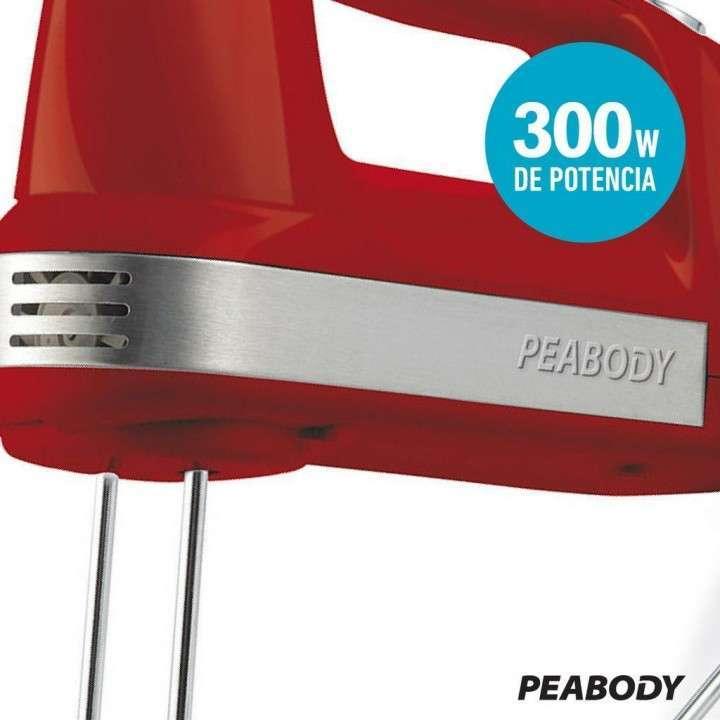 Batidora manual Peabody 300W - 2