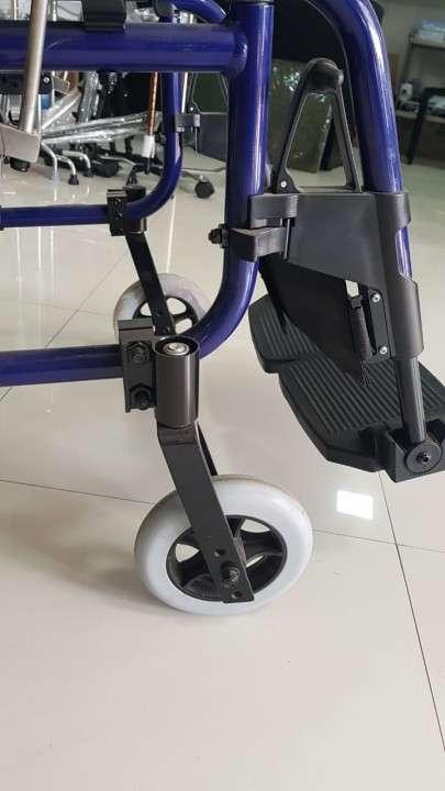 Silla de ruedas rebatible - 1