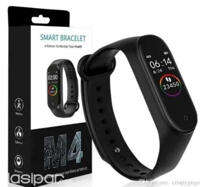 Reloj smart m4 - 0