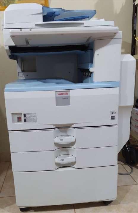 Fotocopiadora Ricoh Aficio 2550 - Lanier LD325 - 0