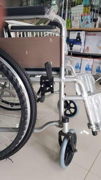 Silla de ruedas estándares - 1