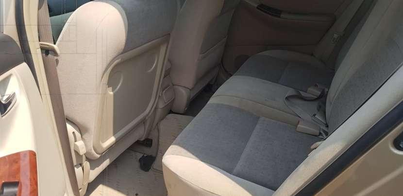 Toyota vitz 2001 automática - 6