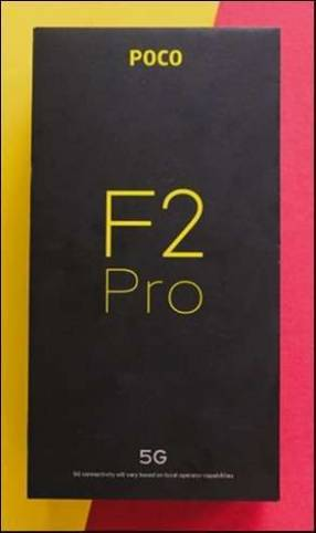 Pocophone F2 Pro 128 gb nuevos
