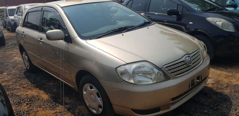 Toyota vitz 2001 automática - 2