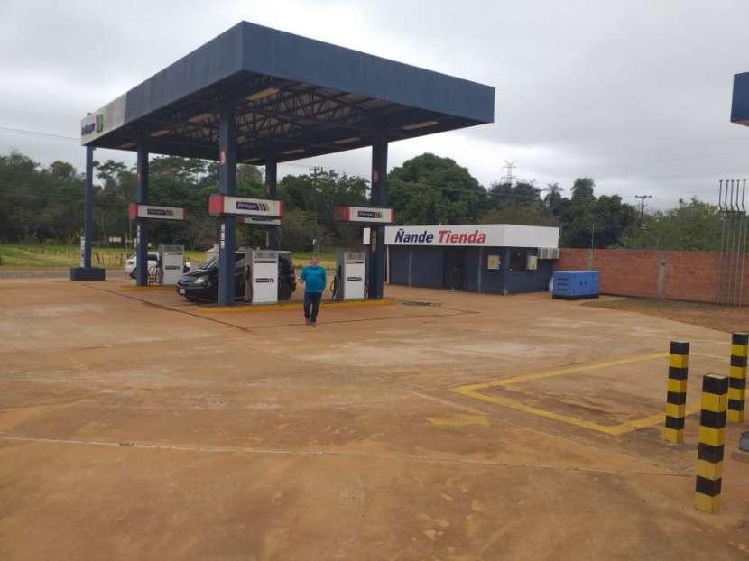 Estacion de servicio - 2